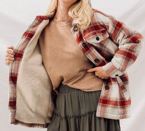 Timber Time Flannel