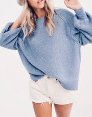 Misty Day Sweater