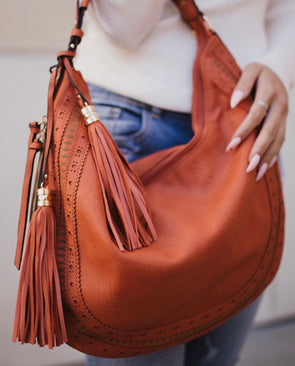 The Marlowe Bag Rust