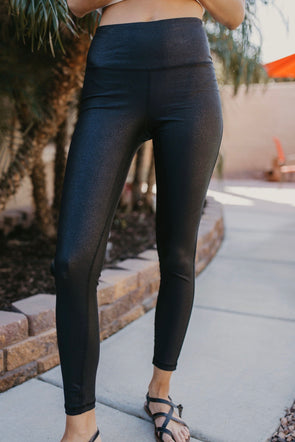 Rise To The Top Leggings