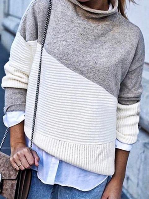 Out Of Line Sweater