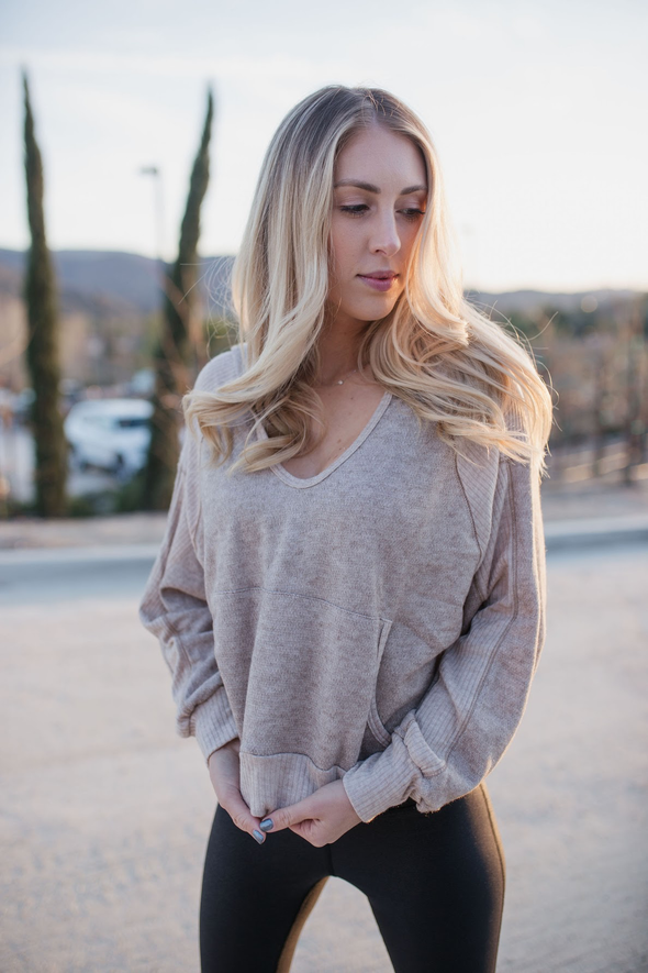 Topher Knit Top