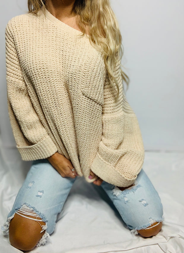 Sugar Snap Sweater