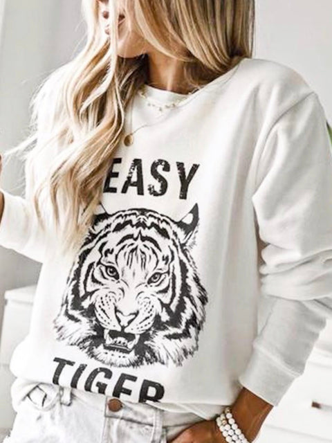 Easy Tiger Loose Fit Top