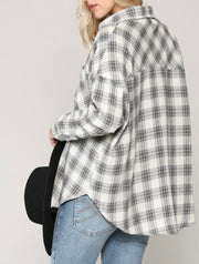 Weekend Worthy Light Flannel