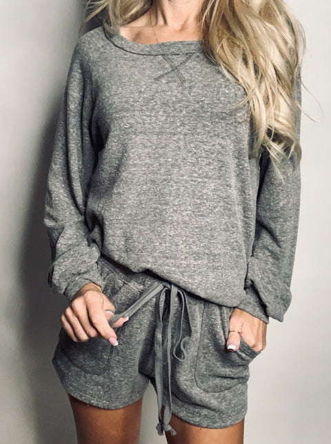 Lullaby Loungewear Grey
