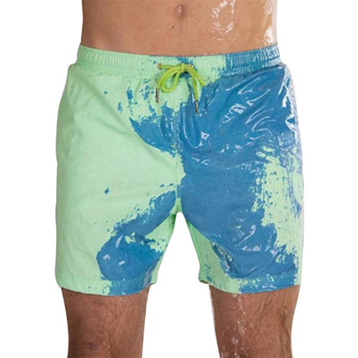 COLOR-CHANGING BEACH SHORTS [ FREE SHIPPING ]