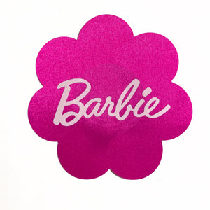 10 Pair of Barbie Designer Nipple Pasties