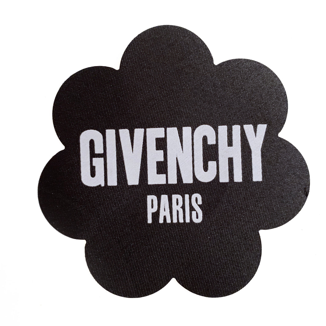 1 Pair of Givenchy Designer Nipple Pasties
