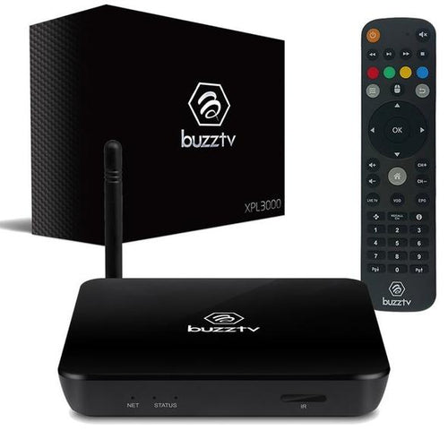 Buzz TV Box