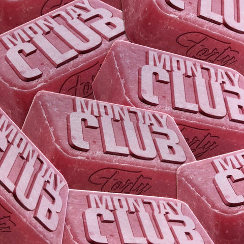 Forty Monday Club Stickers