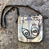 Kris Markovich Lonesome Face Handbag
