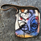 Kris Markovich Lonely Heart Handbag