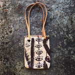 Kris Markovich Forty-Five Eyes Handbag