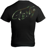 Forty OG Mens Black/Camo T-Shirt
