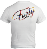 Forty OG Diet Life KM White T-Shirt