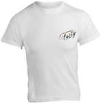 Forty OG Moon KM White T-Shirt