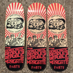Dan Cates Republic Guest Pro Skateboard Deck