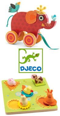 Djeco educational toys