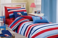 Jiggle and Giggle kids bedding and room decor