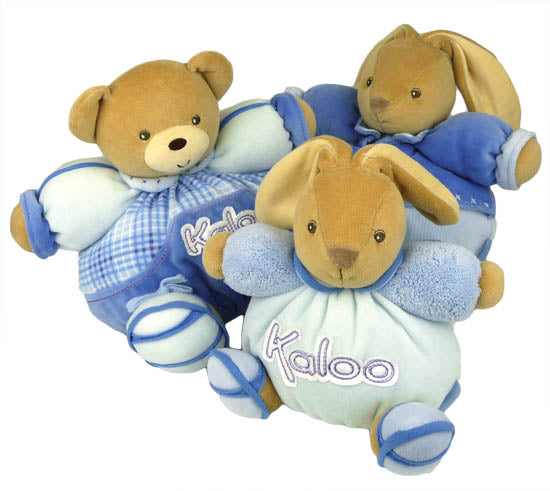 Kaloo doudou and soft toys