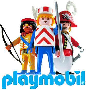 Playmobil children's toys