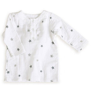 Aden And Anais Muslin Tunic Top - Twinkle Tiny Star