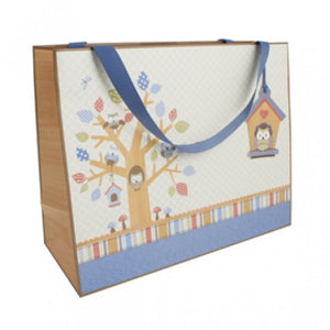 Owl Large Gift Bag for Little People