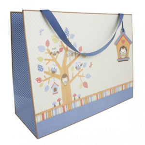 Owl Extra Large Gift Bag for Little People