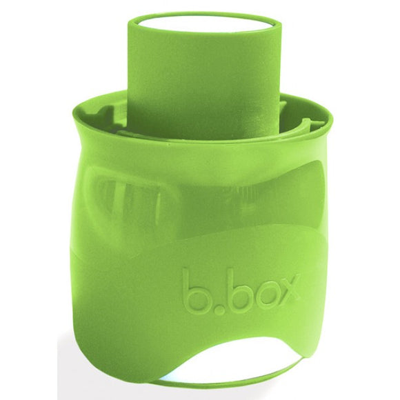 b box Essential Baby Bottle Dispenser In Lime