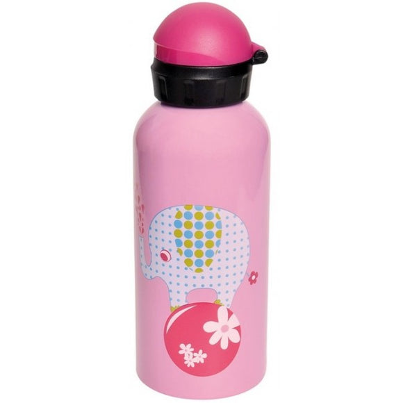 Bobble Art Elephant 600ml Stainless Steel Drink Bottle