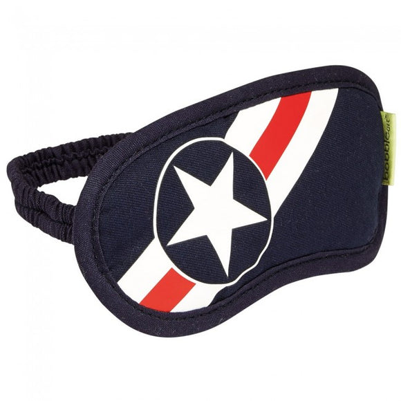Bobble Art Star and Stripe Eye Mask