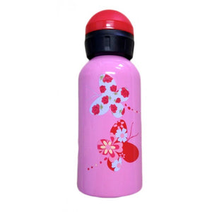 Bobble Art Butterfly 400ml Stainless Steel Drink Bottle