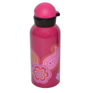 Bobble Art Paisley 600ml Stainless Steel Drink Bottle