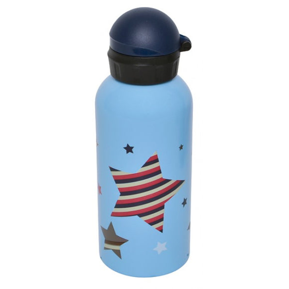 Bobble Art Multi Star 600ml Stainless Steel Drink Bottle