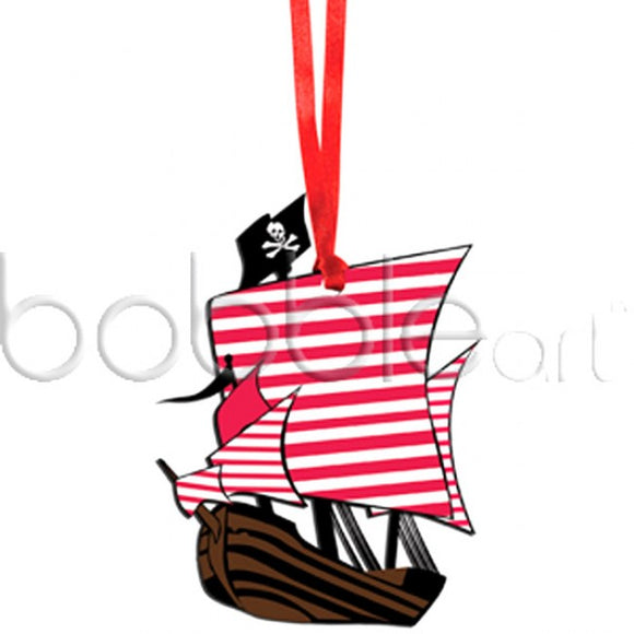 Bobble Art Pirate Gift Card