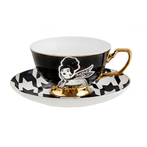 To Paris With Love Lucille - Tea Cup