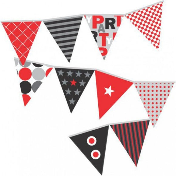 Dollyrockets Rock Star Flag Bunting