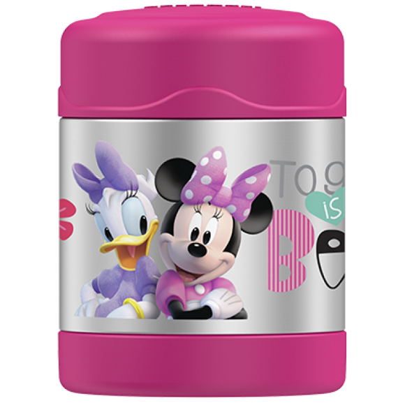 Thermos Funtainer 290ml Food Jar Minnie Mouse