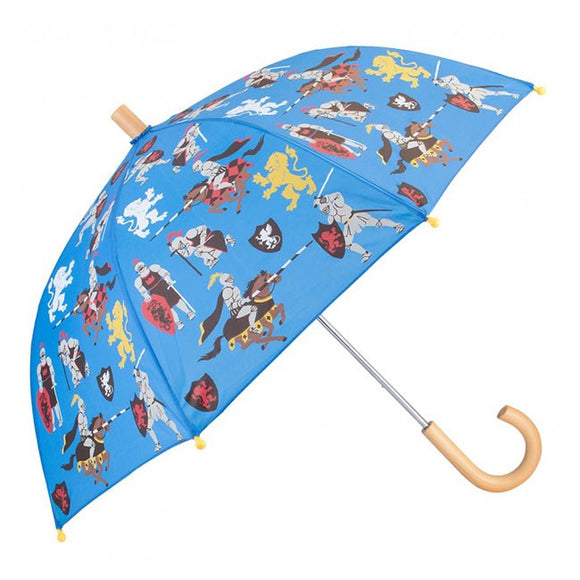 Hatley Medieval Knights kids umbrella