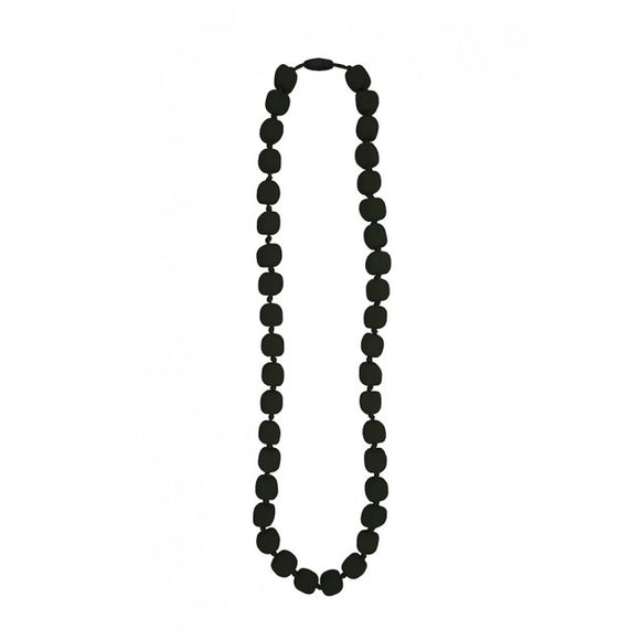 Jellystone Designs - Smokey Black Pea Necklace