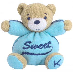 Kaloo Mini Sweet Bear In Blue