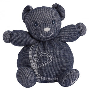 Kaloo Mini Denim Bear