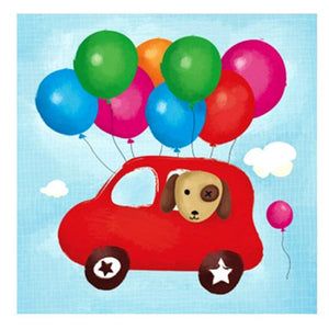 Little Chipipi Dog Car Gift Card