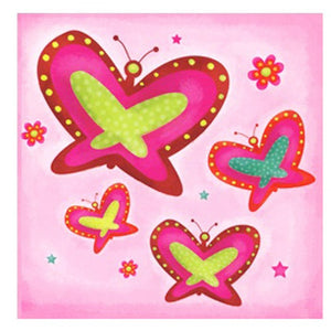 Little Chipipi Butterflies Greeting Card