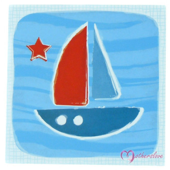 Little Chipipi Sailboat Gift Card