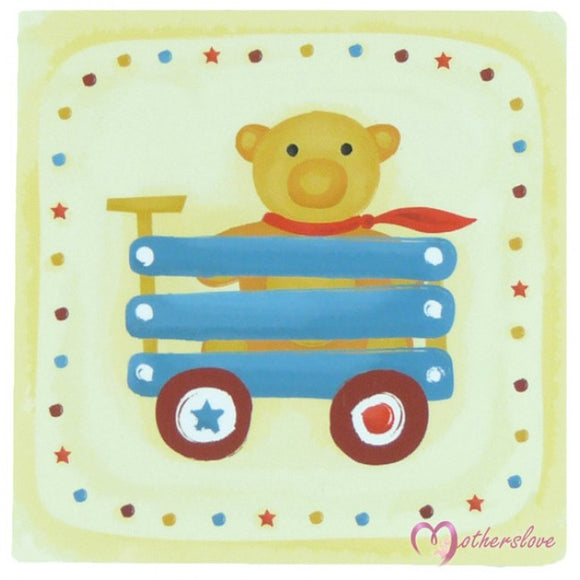 Little Chipipi Billy Cart Teddy Gift Card