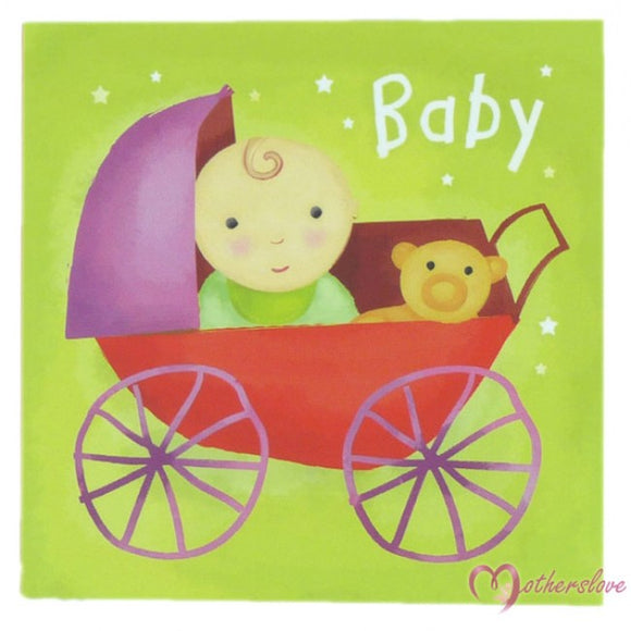Little Chipipi Baby Carriage Gift Card