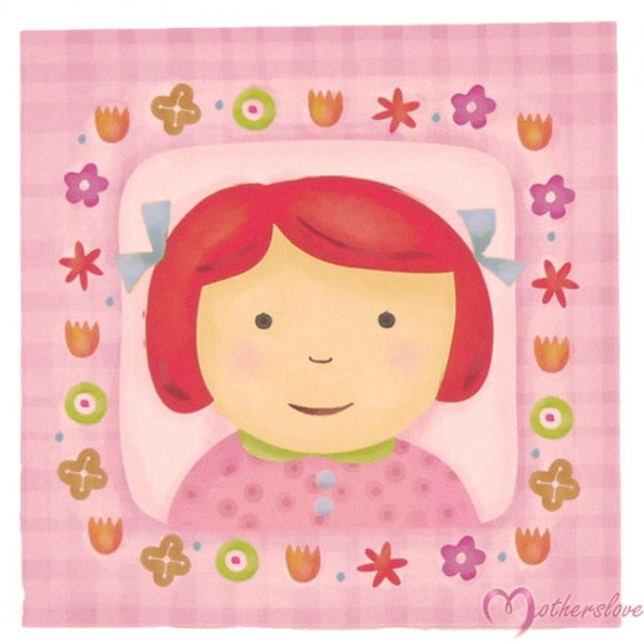 Little Chipipi Blossom Girl Gift Card