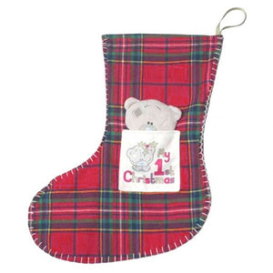 Me To You My First Christmas Stocking